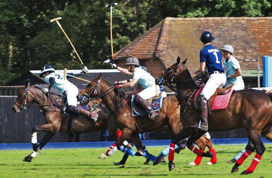 Cambridge University Polo Club Metropolitan Intervarsity